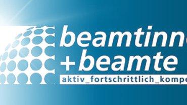 Logo BeamtInnen in ver.di